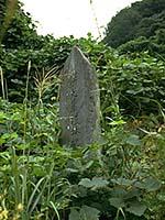 餅九蔵植林記念碑