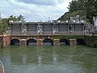 宇治発電所導水路