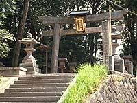 毛知比神社