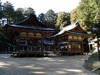 天満神社(北比良)