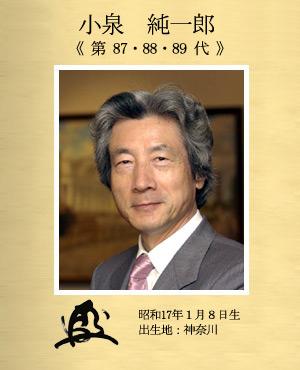 小泉総理写真