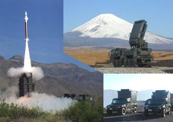 03式 中距離地対空誘導弾