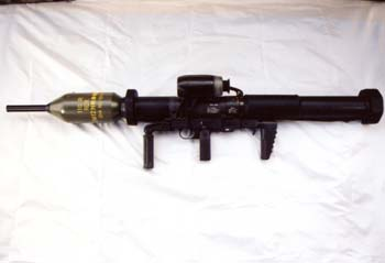 110mm個人携帯対戦車弾