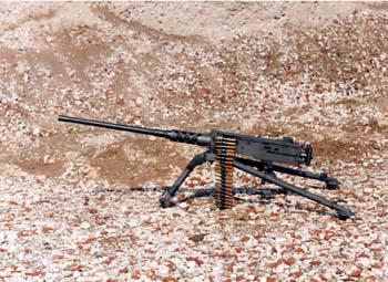 12.7mm重機関銃