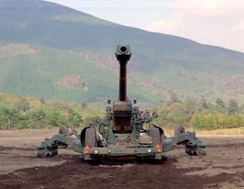 155mmりゅう弾砲