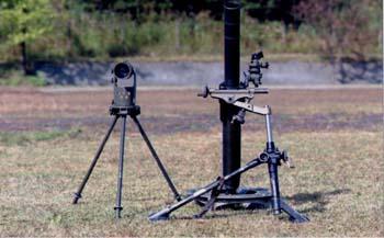 81mm迫撃砲