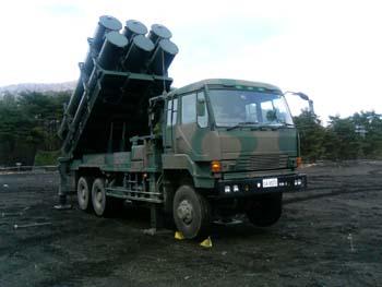 88式地対艦誘導弾