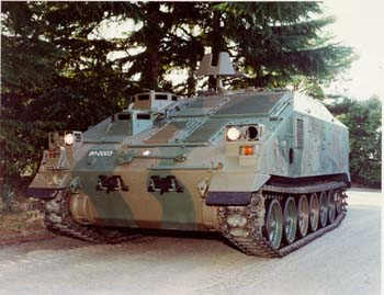 96式自走120mm迫撃砲