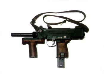 9mm機関拳銃