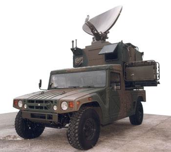 衛星単一可搬局装置