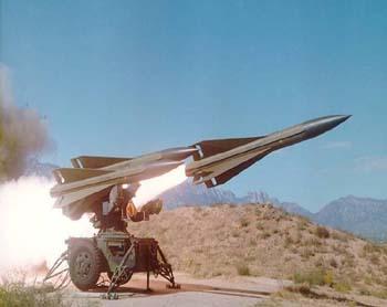 地対空誘導弾