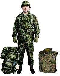 戦闘装着セット