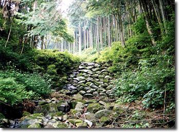 木和田川砂防五号堰堤