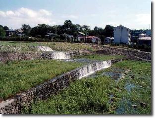 大谷川堰堤