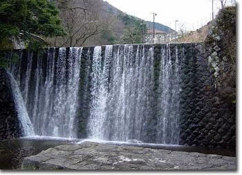 観音坂堰堤