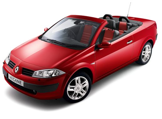 Megane Glass Roof Cabriolet