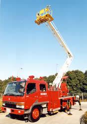 空中作業車