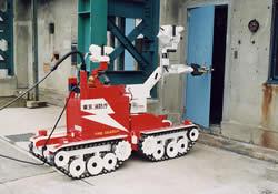偵察ロボット