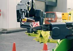 救出ロボット