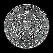 オーストリア共和国の貨幣 Webli...