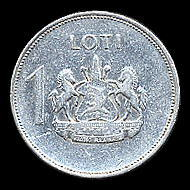 レソト王国とは - 世界のコイン...
