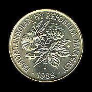 マダガスカル共和国の貨幣 Webli...