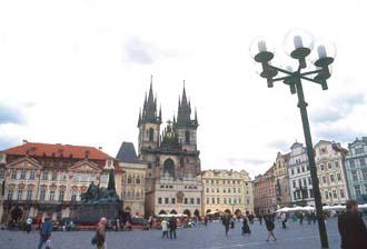 旧市街広場/プラハ