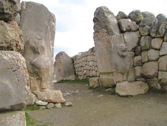 ハットゥシャス遺跡