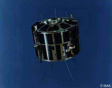 日本の太陽観測衛星「きょっこう」