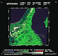 地球観測衛星データの解析