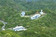 JAXAの追跡管制網