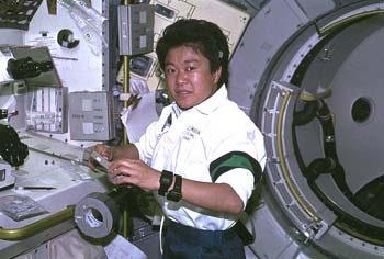 第2次国際微小重力実験室