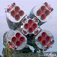 クラスターロケット