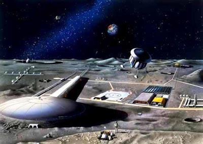 月世界への夢