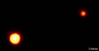 冥王星探査