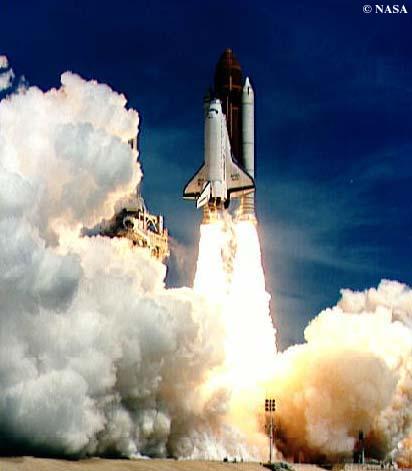 STS-43とは - 宇宙百科事典 Webl...