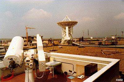 イタリア宇宙事業団