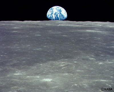 月と人類のかかわり