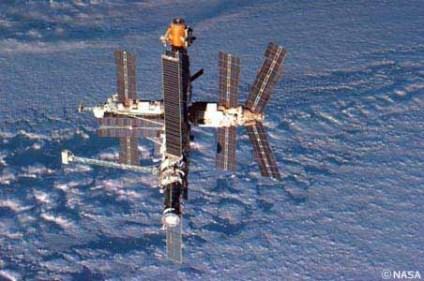 旧ソ連/ロシアの宇宙ステーション