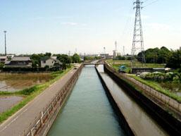 木曽川用水