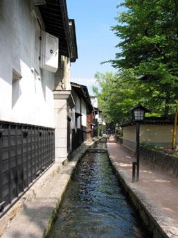 瀬戸川用水