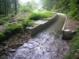 十石堀用水