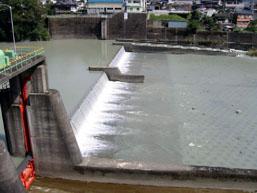 山田堰井筋