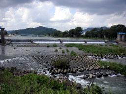 上桂川用水