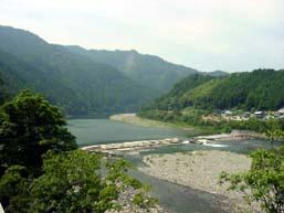 那賀川用水