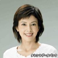 沢口靖子さんのポートレート
