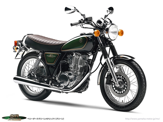 SR400 30th Anniversary Limited Edition
