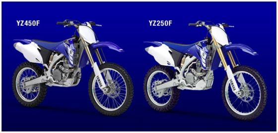 YZ450F